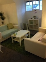 Another view of room at Didsbury Counselling and Therapy Centre
