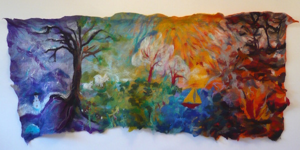 Steiner School Painting